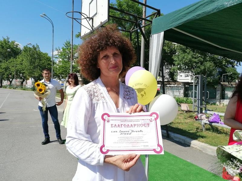 Абитуриенти-кръводарители получиха грамоти от УМБАЛ Бургас